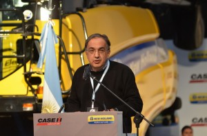Sergio Marchionne (Fiat Industrial)