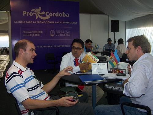 540 entrevistas comerciales en la ronda de negocios de AgroActiva