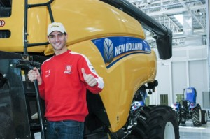 Ardusso en New Holland