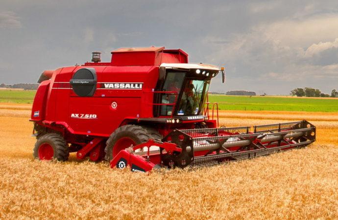Lanzamientos 2013: Equipos de cosecha