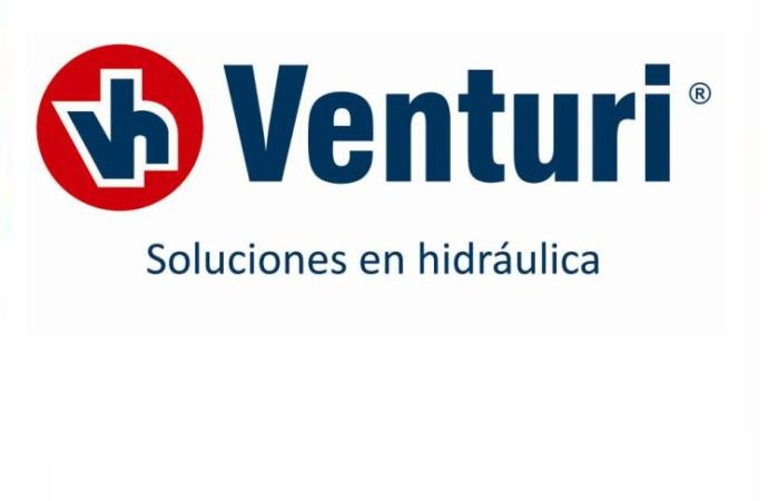 Venturi, proveedor de soluciones hidráulicas integrales