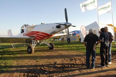 Thrush presentó nuevo avión
