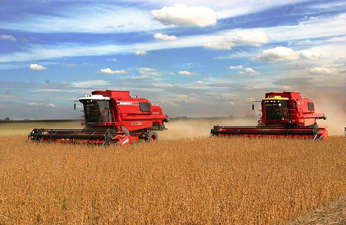 Argentina, entre los 30 principales exportadores de agromáquinas