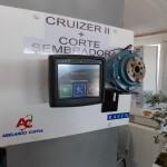Banderillero satelital Raven Cruizer II, de Abelardo Cuffia