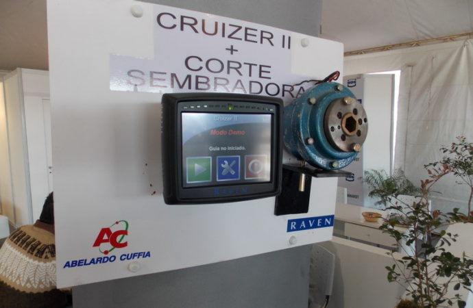 Abelardo Cuffia comenzó a fabricar en el país el banderillero Cruizer II