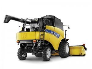 Cosechadora New Holland CR5080