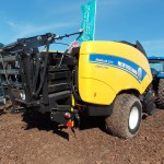 Enfardadora gigante New Holland BB1270