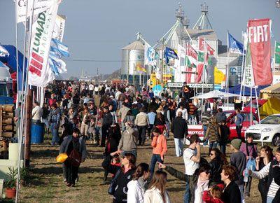 Más de 57.000 personas recorrieron Expo La Carlota