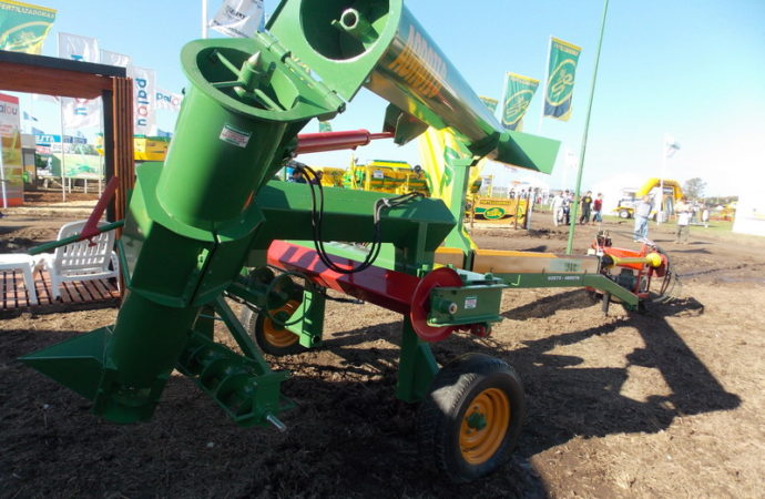Agrotec actualizó la extractora de granos