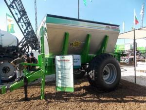 Fertilizadora Metalfor FSA 8000 H - 2