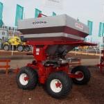 Fertilizadora Syra 4000 Electronicg - (PG)01 (2013) Caida vertical