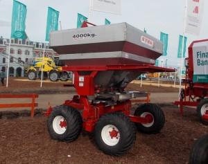 Fertilizadora Syra 4000 Electronic