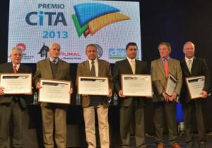 INTA recibió premios CITA