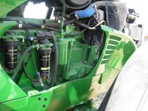 John Deere - Tractor 7185J - Motor