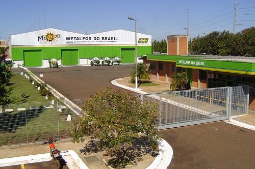 Metalfor, una fábrica sobre ruedas
