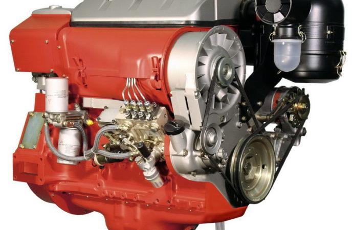 Deutz prepara los motores de la Serie 914