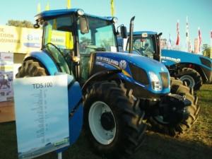 New Holland en Agricultura de Precisión
