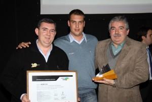 Pauny recibe el Premio CITA 2011