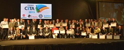 Todos los ganadores de los Premios CITA 2013 están en MaquiNAC