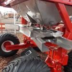 Sistema direccionador de fertilizantes Syra