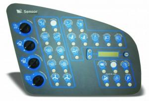 Tablero Multiplex Sensor