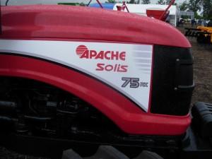 Tractor Apache Sonalika Solis 75 Rx - 4