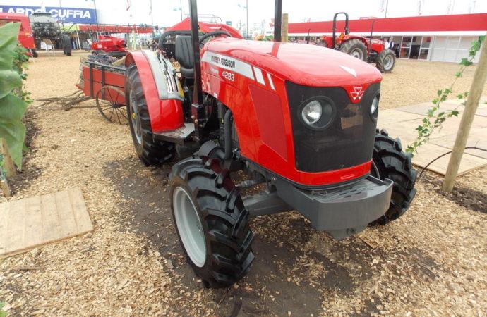 Massey Ferguson se mueve con los tractores compactos