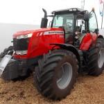 Tractor Massey Ferguson MF 7624 - 1