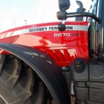 Tractor Massey Ferguson MF 8670 - 5