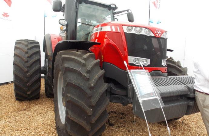 Massey Ferguson renueva los tractores de alta gama