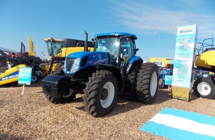 Lanzamientos 2013: Tractores