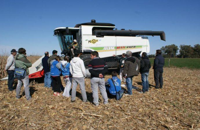 Maquinarias en condiciones, una de las claves para obtener mejores cosechas