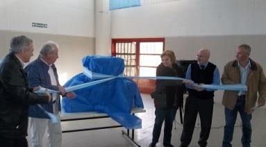 Fundación CIDETER inauguró sala de capacitación en Marcos Juárez