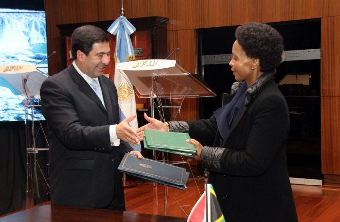 Argentina y Sudáfrica consolidan sus relaciones comerciales