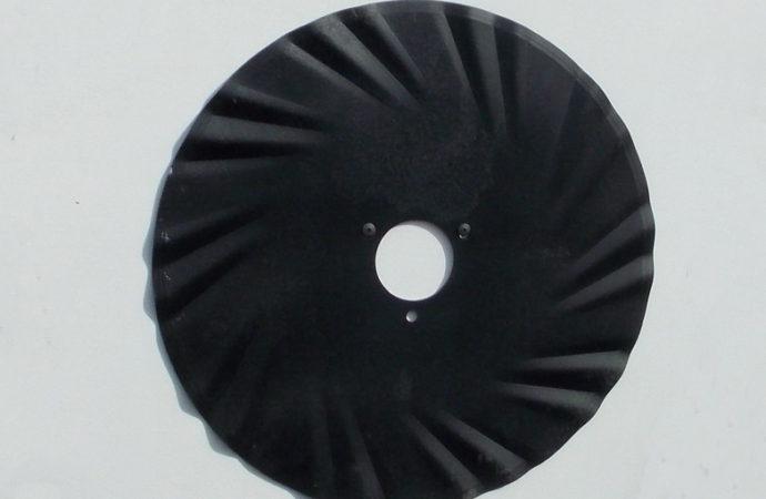 Agroimport desarrolló el disco de siembra Toroidal