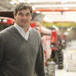Gabriel Gon, Gerente de Planta Córdoba de CNH