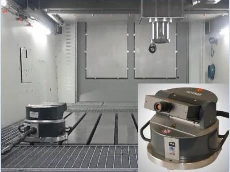 INTI lleva equipo de corrección de máquinas a empresas