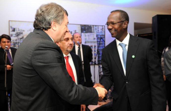 África Subsahariana destacó el desarrollo de la maquinaria nacional