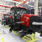 Planta de CNH - Linea de tractores