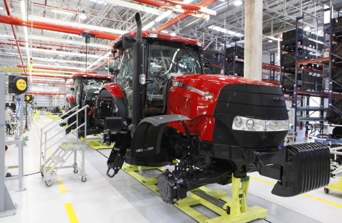 CNH mostró la nueva fábrica y sus planes de negocios