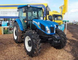 Tractor New Holland TD5.80