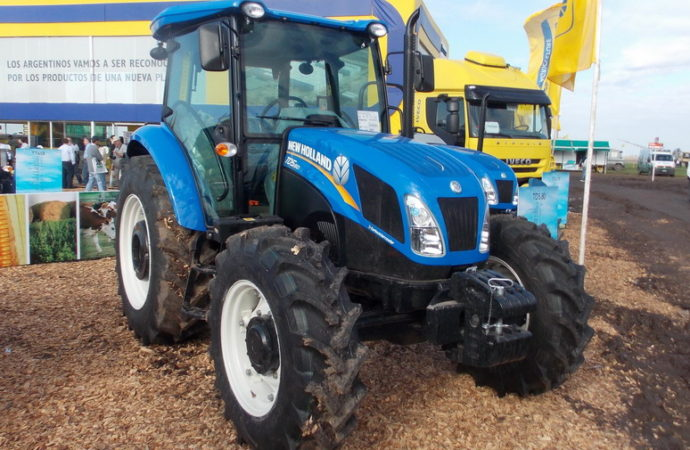 En siete meses se vendieron casi 4.000 tractores