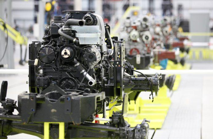Proveedores locales de motores diésel, a toda potencia