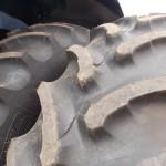 Rodado de tractor