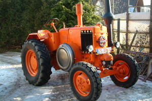Tractor Pampa