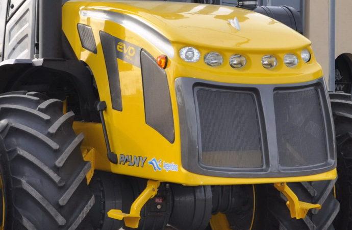 Tractores Made in Argentina: Fuerza nacional