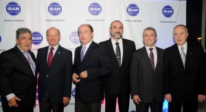 Autoridades de IRAM