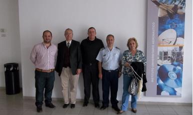 Fundación CIDETER firmó convenio con Instituto Universitario Aeronáutico