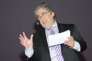 Enrique Romero, presidente de IRAM