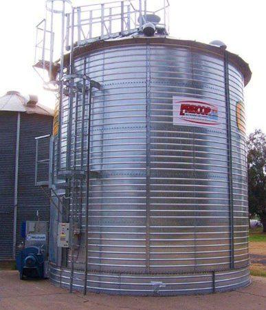 El INTA creó una secadora automática para granos de calidad